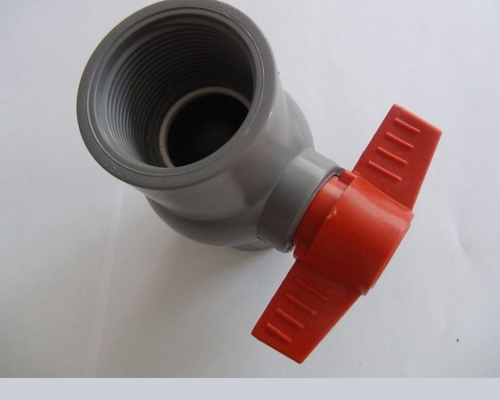 PVC直口/丝口球阀