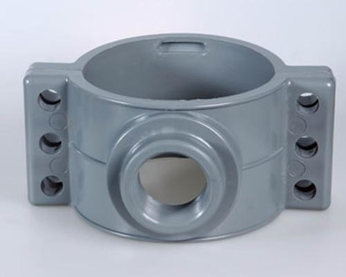 PVC鞍型增接口