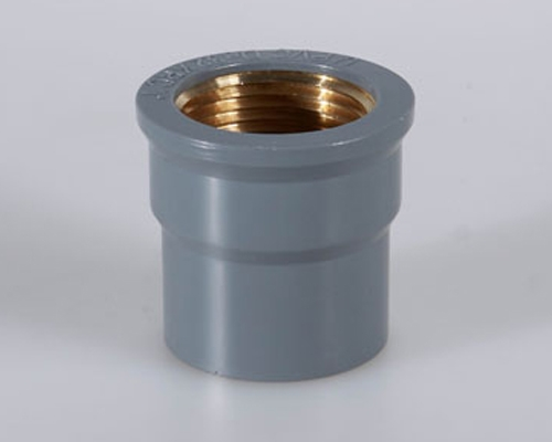 PVC铜内螺纹接头