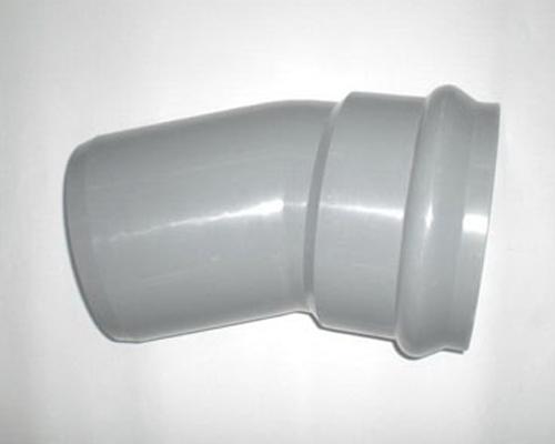 PVC承插22.5°弯头